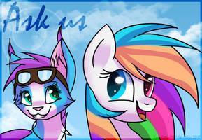 Ask My OCs by Lyra-Stars
