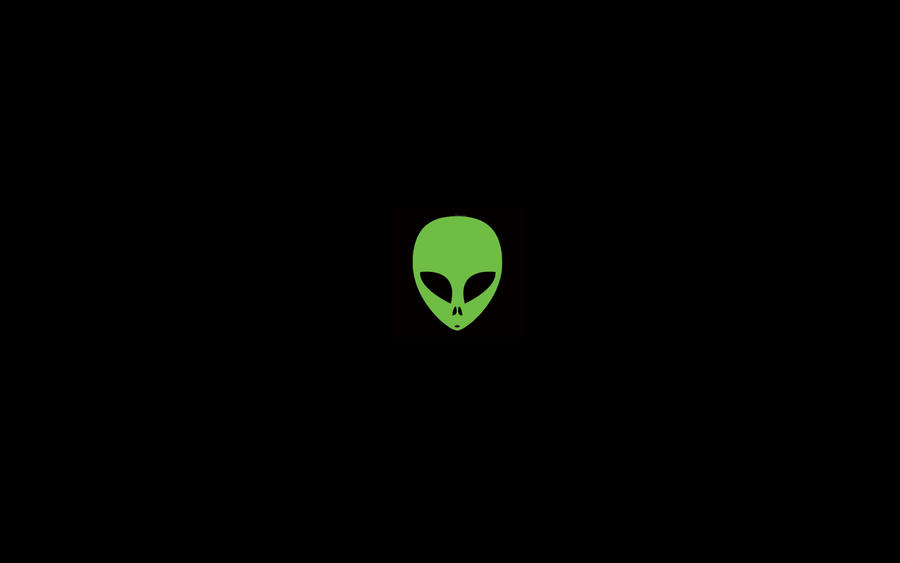 Alien Wallpaper By Padguy