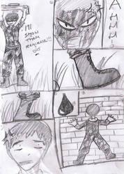 Forbidden Siren Comic - Yorito by TheSmidgeElf