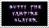 Buffy Stamp by WargusEstor