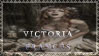 Victoria Frances Stamp by WargusEstor