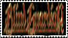 Blind Guardian stamp by WargusEstor