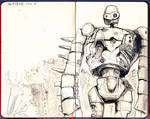 japan - laputa robot (jiburi de)