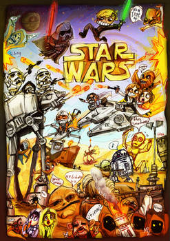 Star Wars - This is Madness