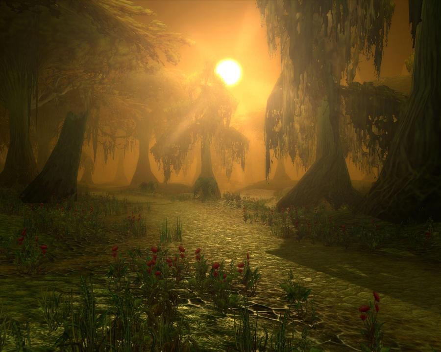 Perce-Ténèbres, Azéroth et peut-être plus (à faire vivre) Swamp_of_Sarrow_by_SstStudioProductions