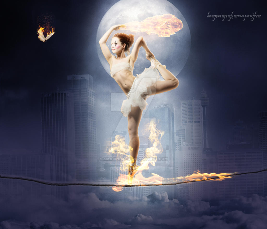 Fire Magic by marcinha-jp