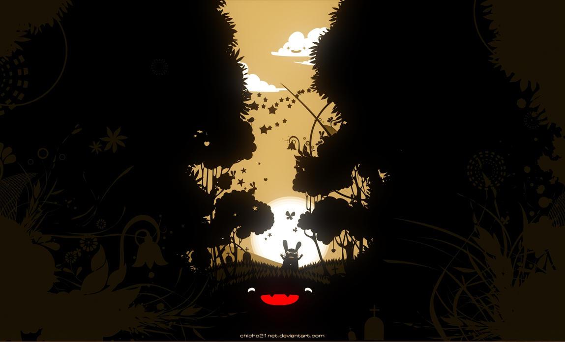 Killer Rabbit by chicho21net