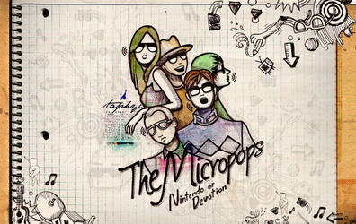 The Micropops by chicho21net