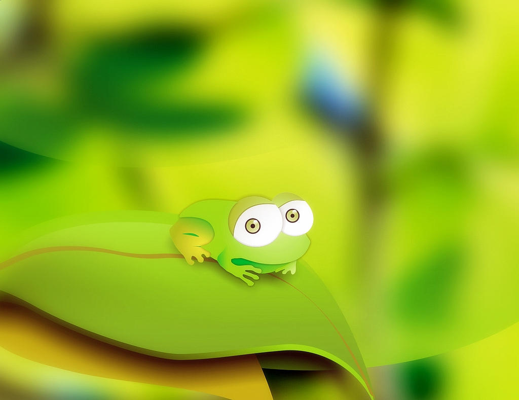 frog by chicho21net