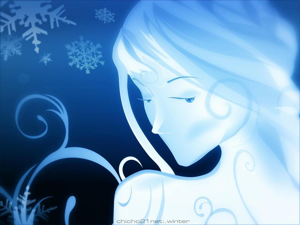 Winter by chicho21net