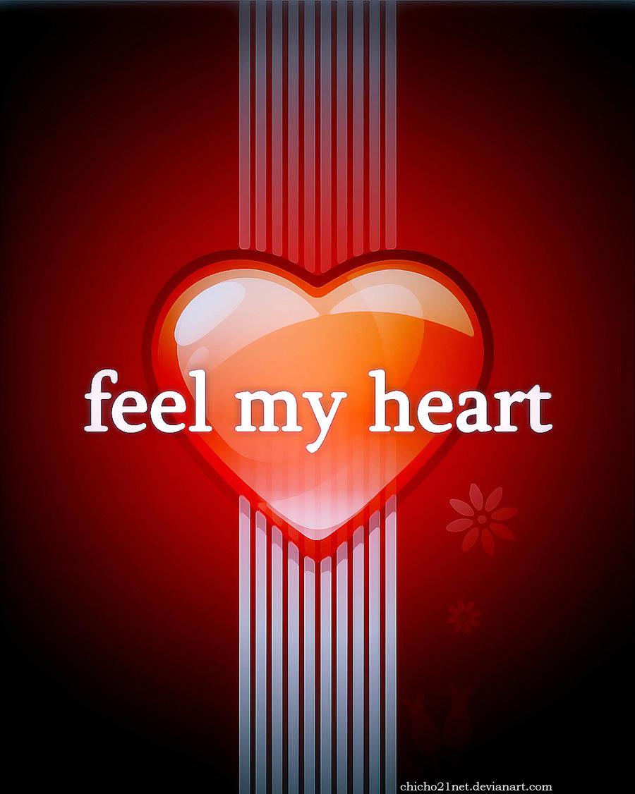 Can U Feel My Love by chicho21net
