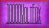 1000VoltFox Stamp by 1000VoltFox