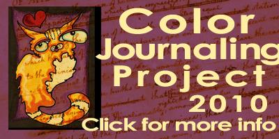 Color Journaling Project 2010 by EraserQueenStudio