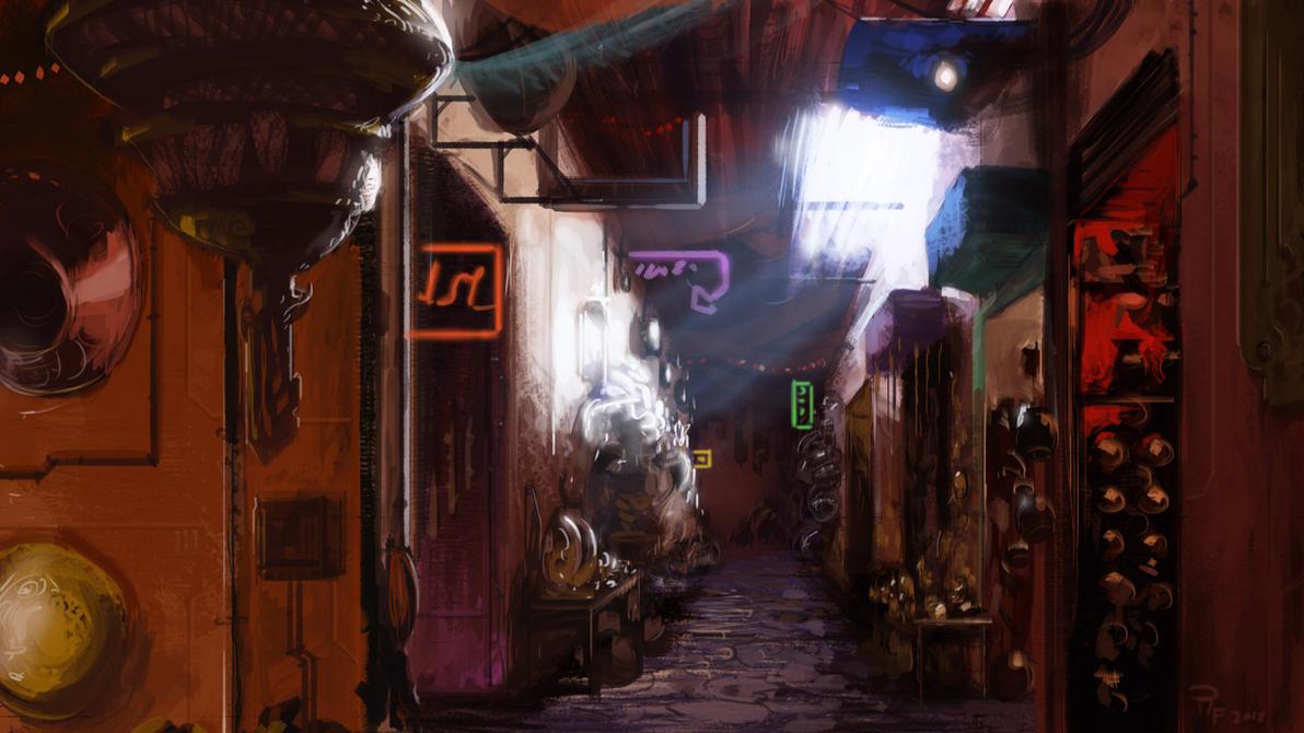 Silverlight bazaar by 1Rich1
