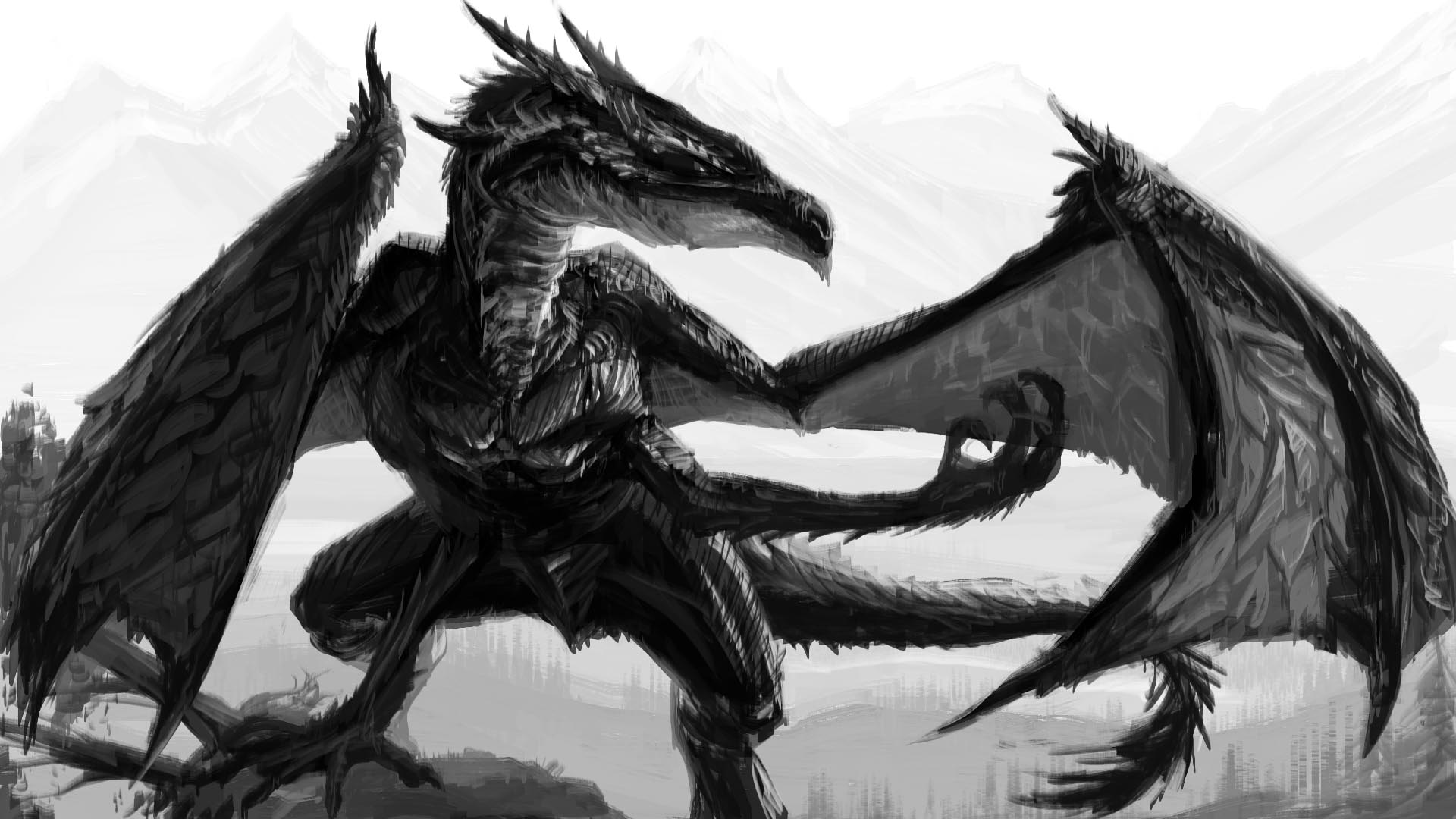 Ortosis Dragon Dragon Lines by 1Rich1