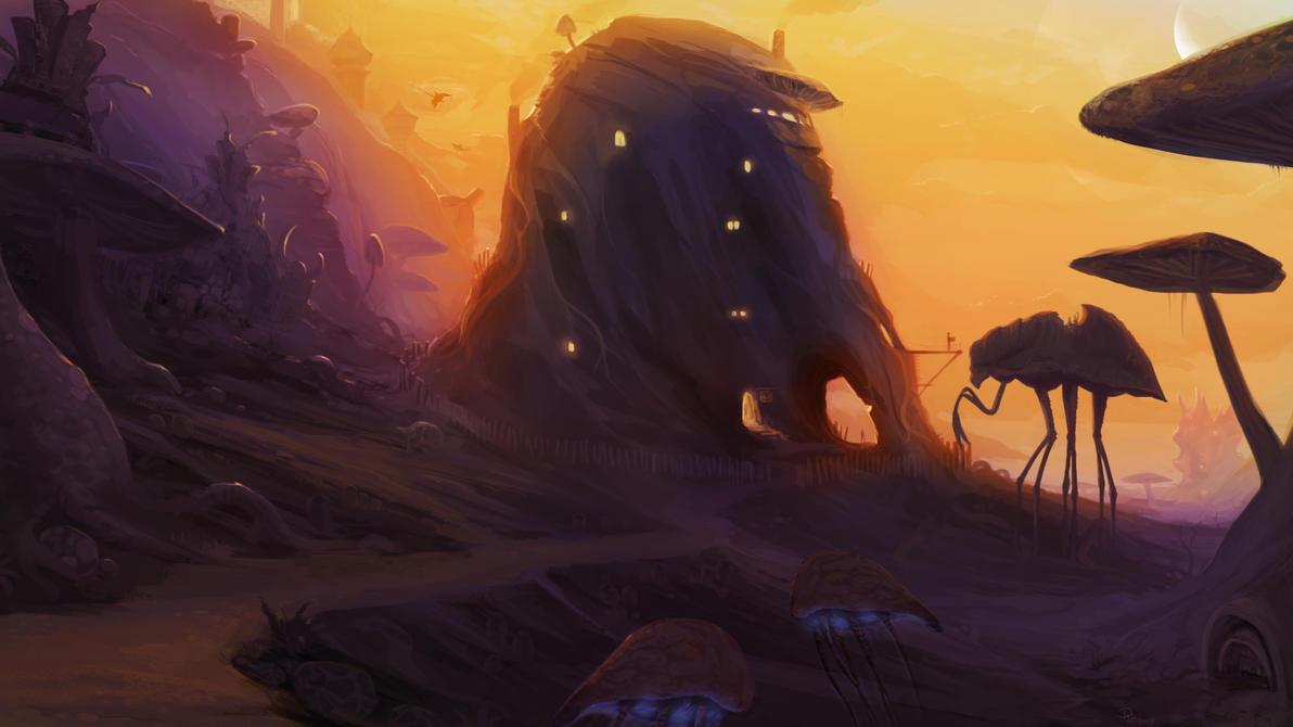 Morrowind Tribute by 1Rich1