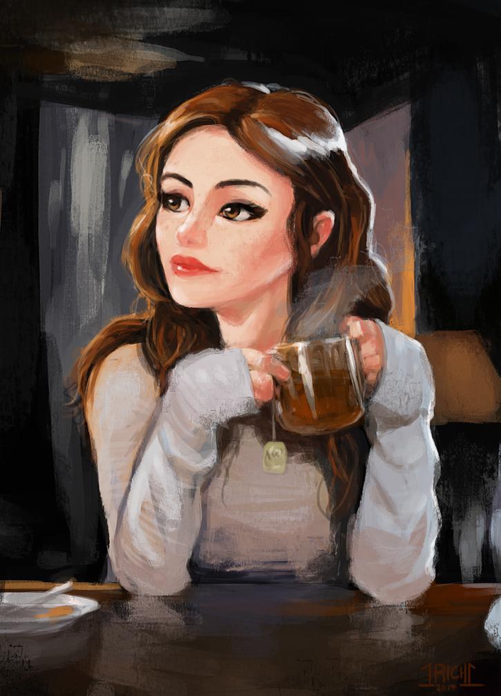 Tea Break by 1Rich1