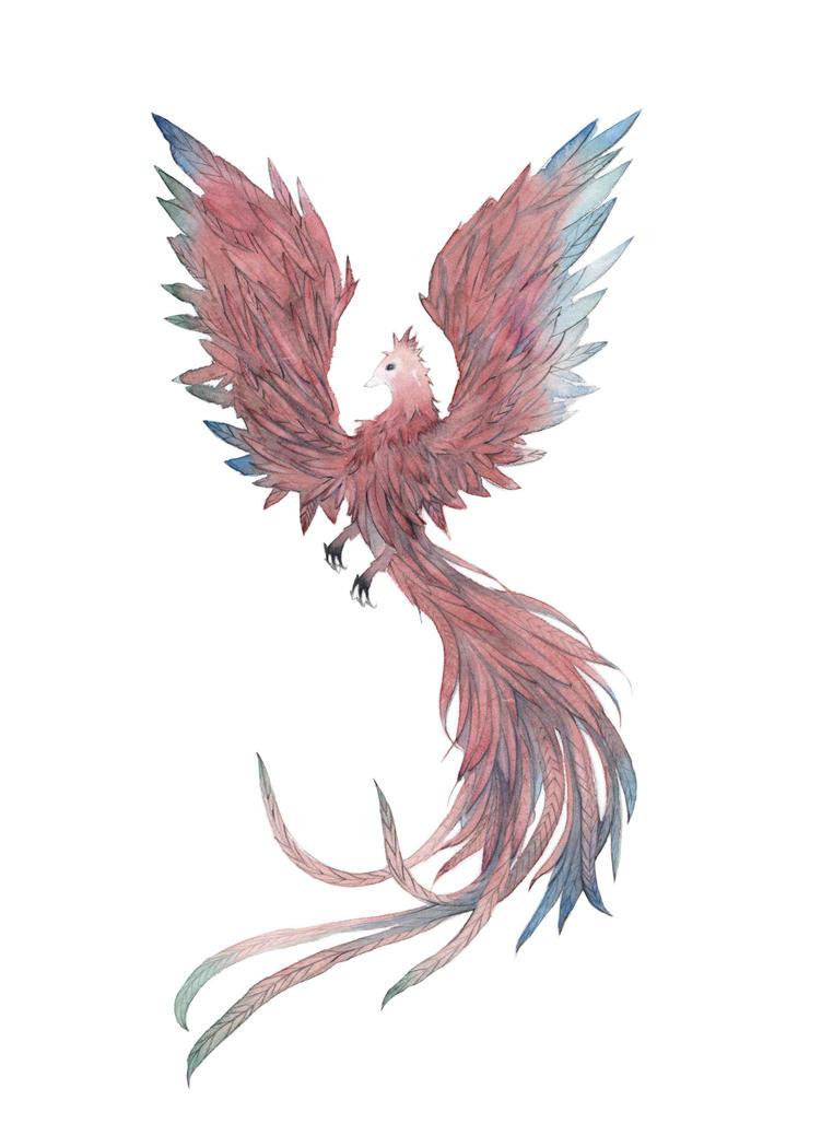 Phoenix by TaintedKid