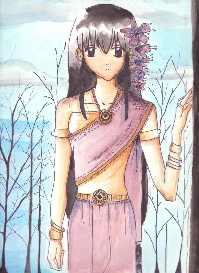Khmer Apsara by Starless-Song on DeviantArt