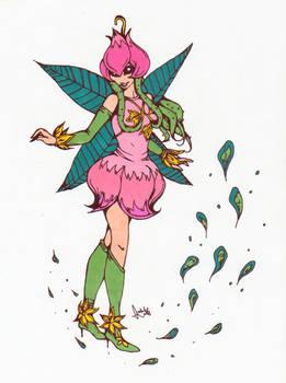 Lilymon Colored