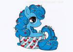 Pony Cupcake Colored