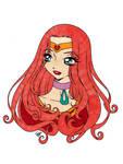 Princess Antigone Colored