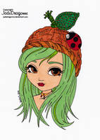 Appleseeds Colored by Maiko-Girl