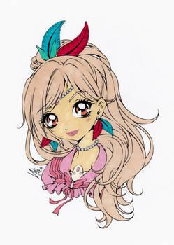 Sailor Phact Colored