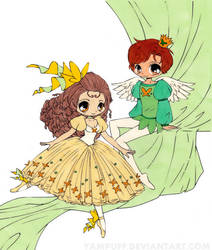 Josie and Peter Colored by Maiko-Girl