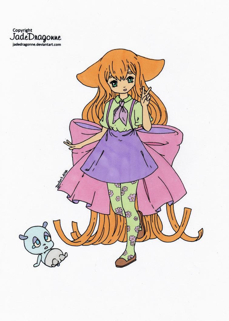 Utsusu Colored by Maiko-Girl