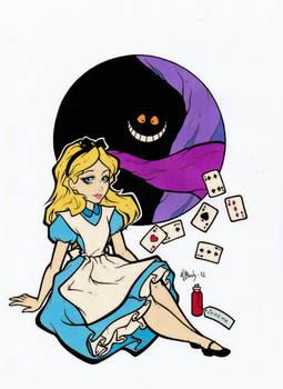 Alice Colored