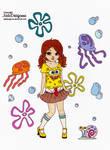 Spongebob Colored