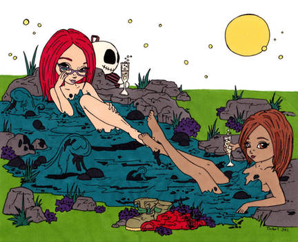 Tar Pit Colored