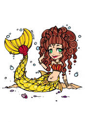 Mermay 3 Colored by Maiko-Girl