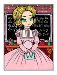 Miss Elsie - Colored