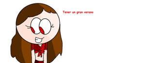Castelano Spanish Peppermint Girl