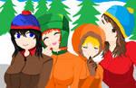 South Park girls