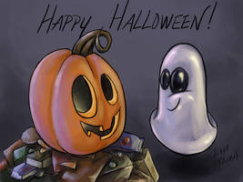 Happy Halloween from Minix by minix