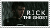AF :: Rick the Ghost Stamp by WishmasterKami