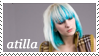 AF :: Atilla Stamp by WishmasterKami