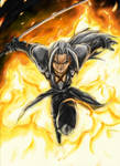 Sephiroth colored