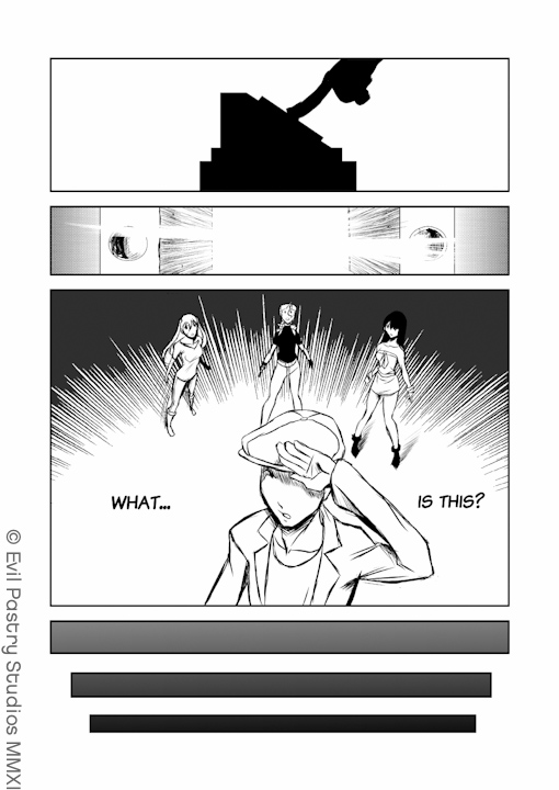 The Youngster - Chapter 1 pg 6 by gts