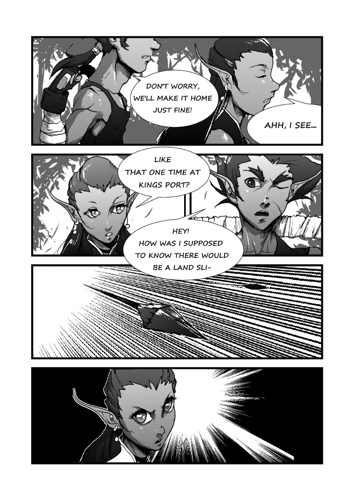 Sample page by gts