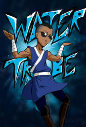 Water Tribe OUT by gts