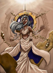 Aether Goddess by gts