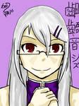 This time I drew Shizu.