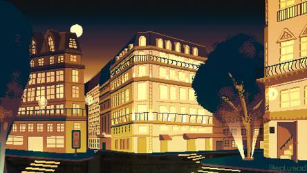 Pixel City 4