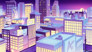 Pixel City 5