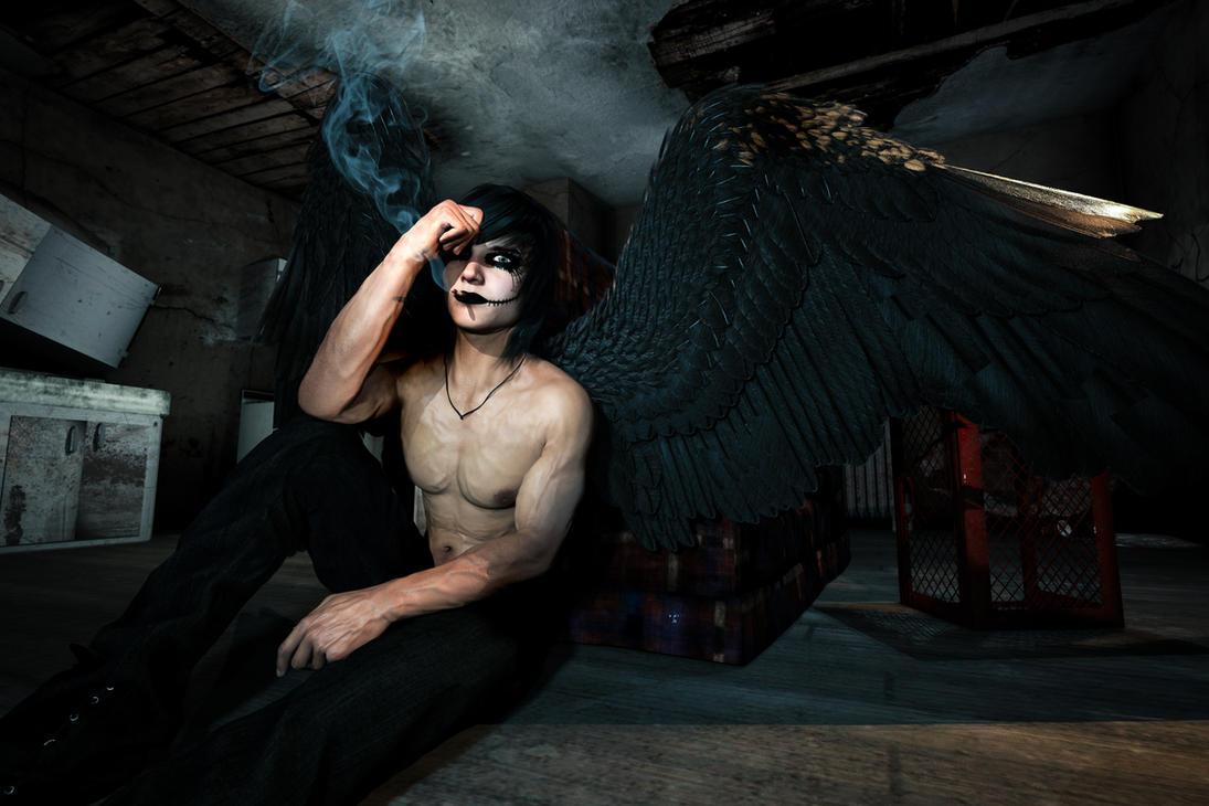 TheRaven by rayspirit