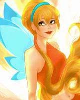 WINX: Stella by AetherAE